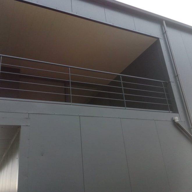 terrasafsluiting